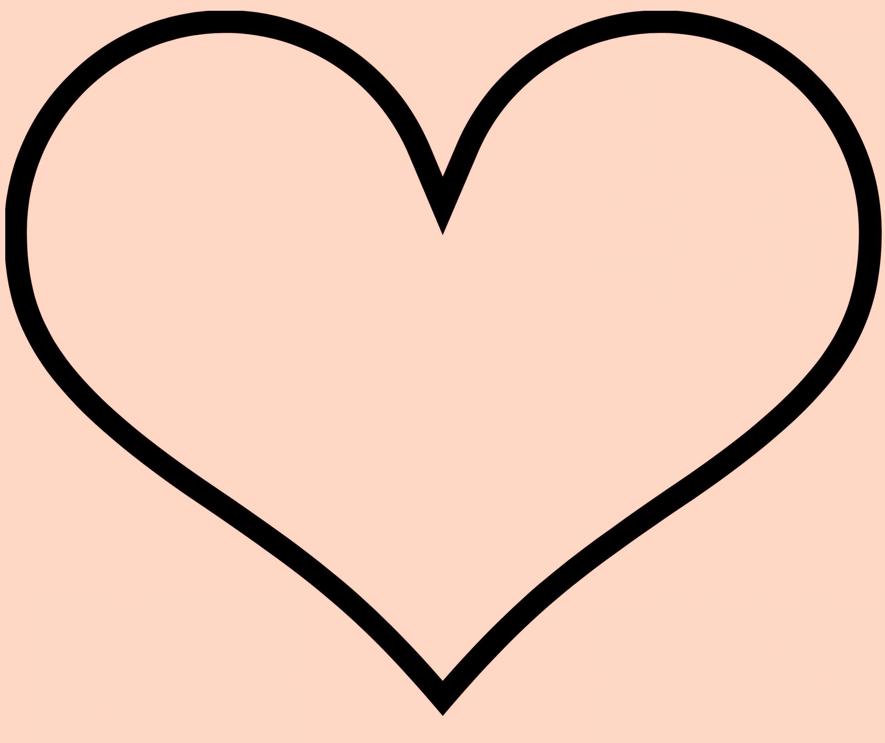 2854x2398 Expert Free Printable Heart Shapes Shape Template Sporturka Free