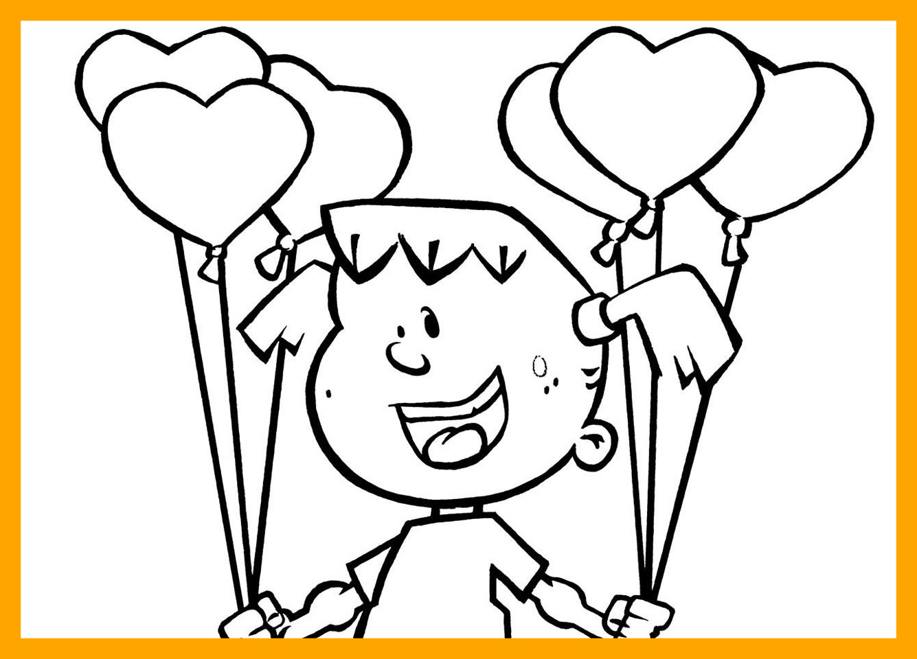 1335x960 Valentines Day Cat Coloring Pages