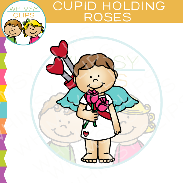 600x600 Valentine Clip Art , Images Amp Illustrations Whimsy Clips
