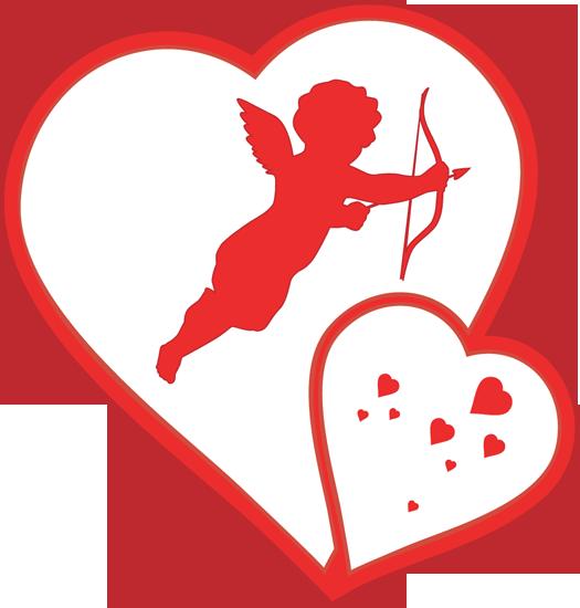 525x550 Valentine Cupid Clipart Free Clipart Panda