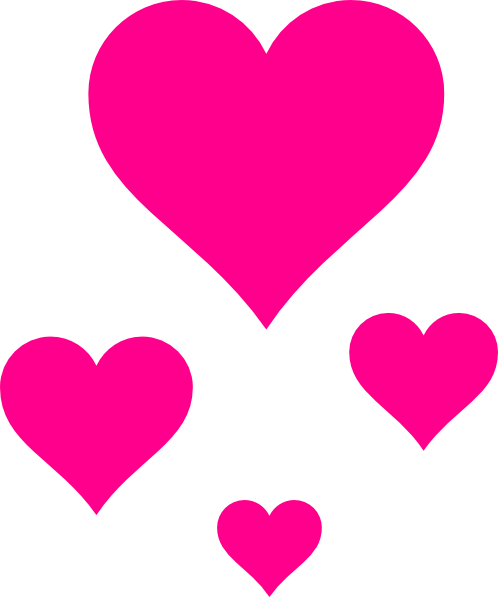 498x597 Superb Clip Art Hearts Heart Images Hugs Clipart And Flowers Black