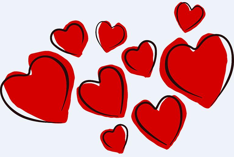 768x516 Valentines Day Free Valentine Clip Art Images For Valentine'Day