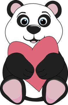 236x362 Valentine's Day Bear Clipart