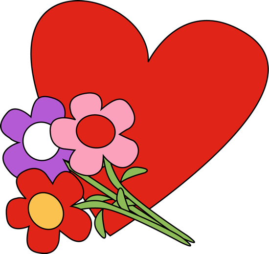 550x520 Valentines Day Clipart