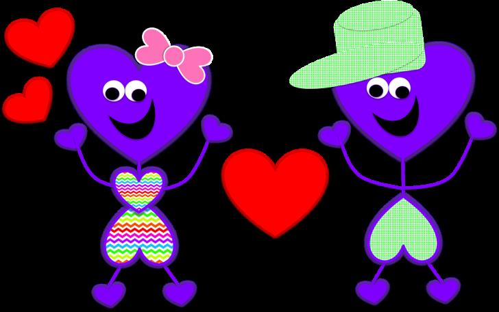 728x456 Valentines Day Clipart For Kids – Quotes amp Wishes for Valentine#39s Week