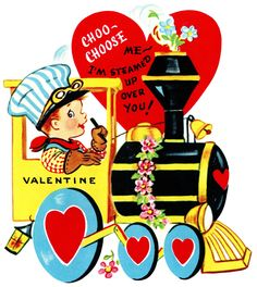 236x264 Antique Images Vintage Postcard Graphic Love and Heart Theme