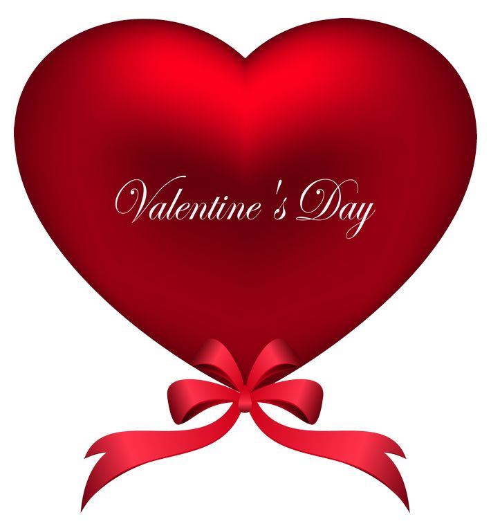 Valentines Day Hearts Clipart