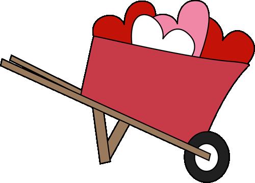 500x359 Valentine's Day Clip Art