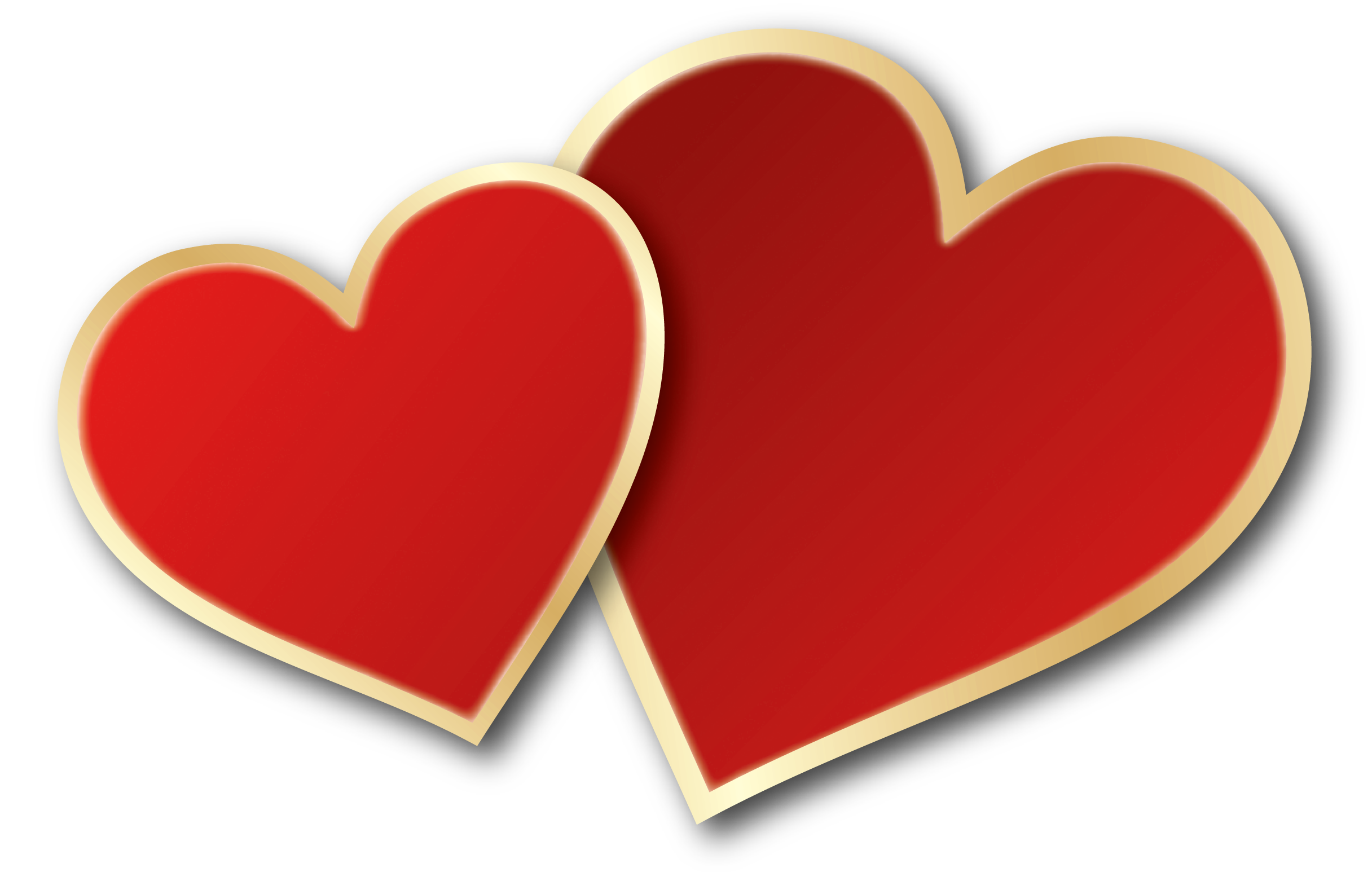 2432x1546 Valentines Day Hearts Png Clipart Pictureu200b Gallery Yopriceville