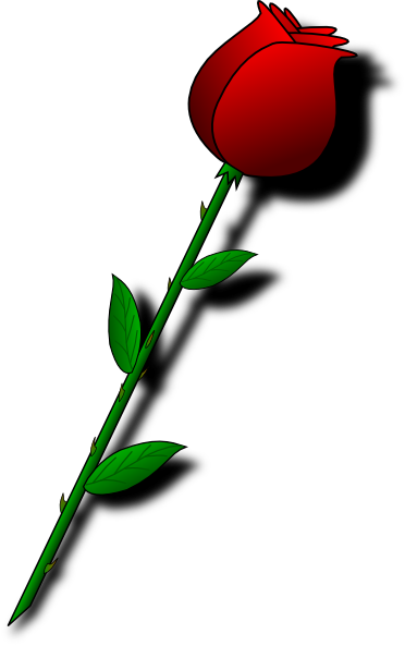 372x593 Valentines Day Roses Clipart Flowers Flowers