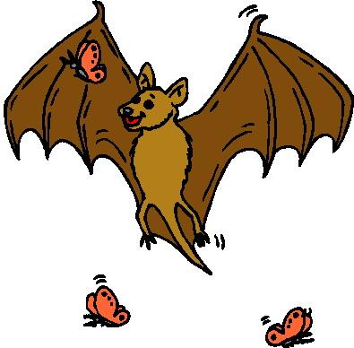 395x388 Clip Art Farm Bats