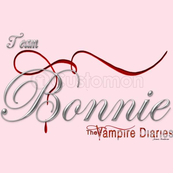 600x600 Team Bonnie The Vampire Diaries Raven Ribbon Baby Bib