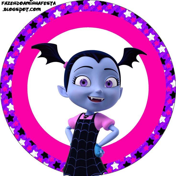 Vampirina Clipart