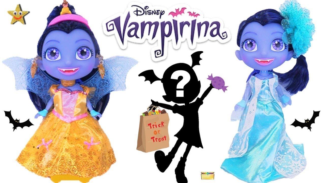 1280x720 What Costume Will Vampirina Wear To Shimmer And Shine's Halloween