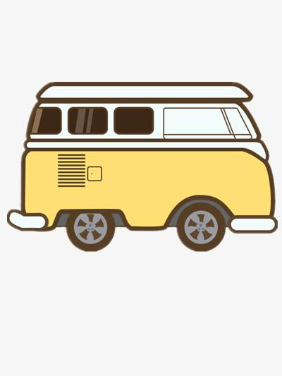 400x533 Side Nanny Vans, Cartoon, Nanny Car, Material Png Image