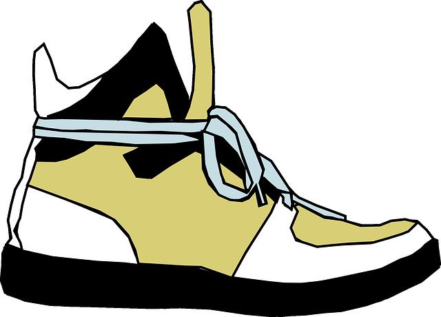 640x460 Running Shoes For Women Cartoon