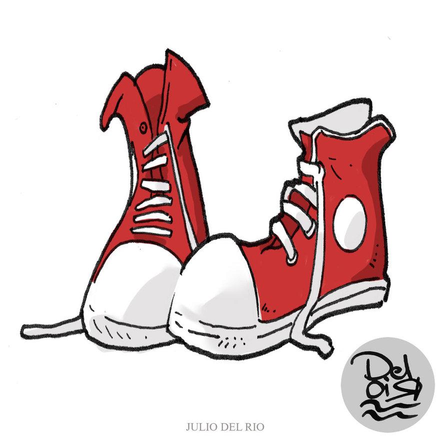 894x894 Shoes Cartoon Images