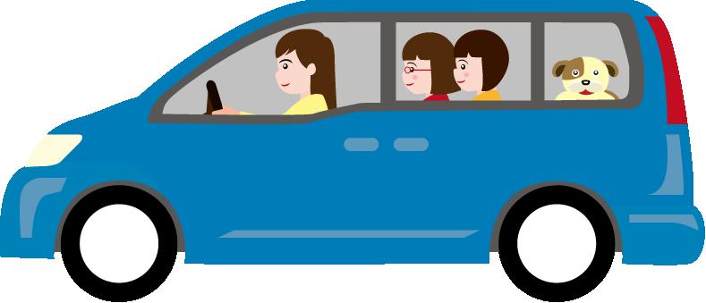 789x339 Vans Clipart Family Van