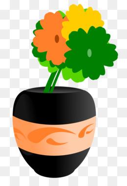 260x380 Free Download Flower Vase Clip Art