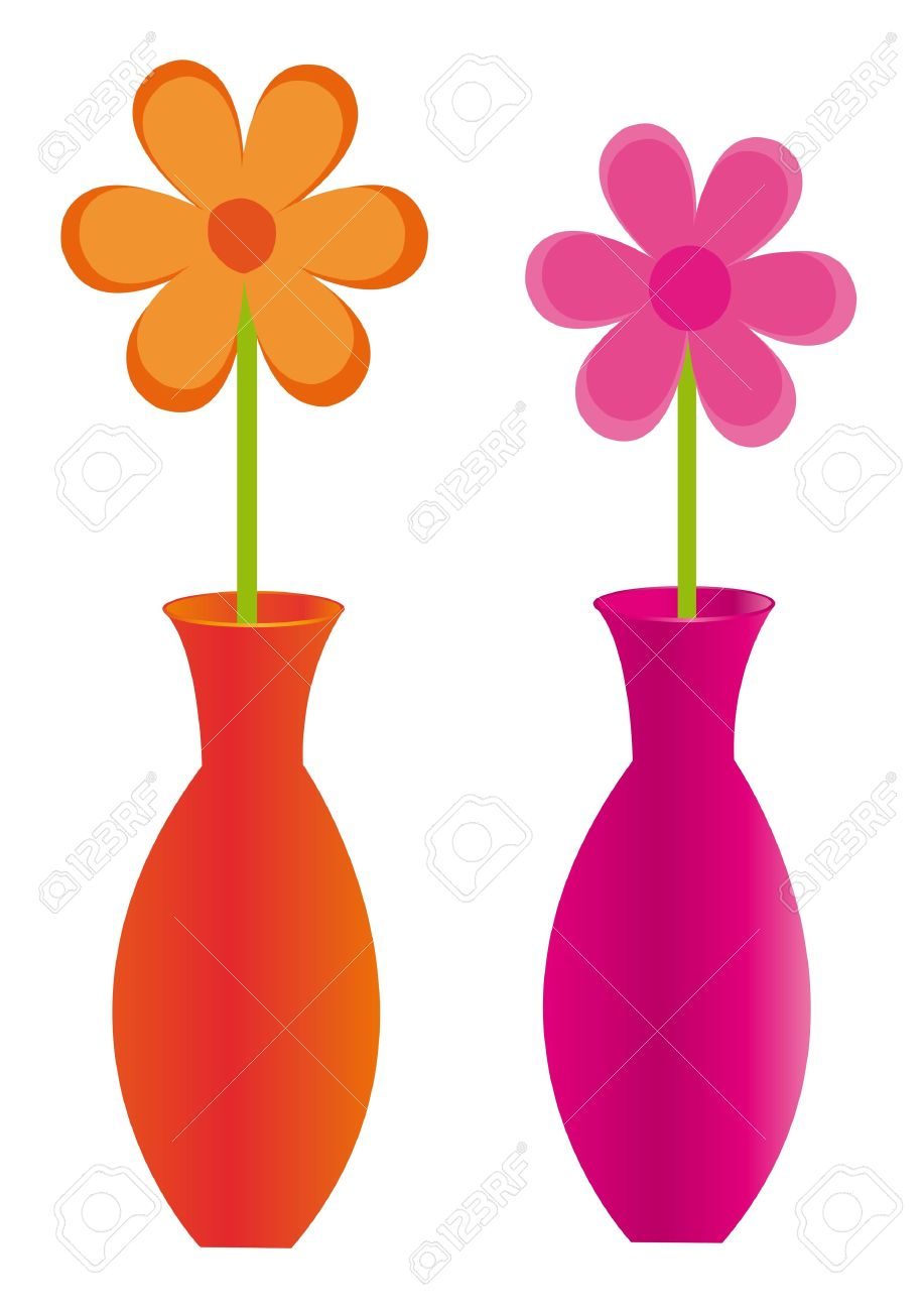 917x1300 Roses In Vase Clip Art. Pencil Drawing Collection