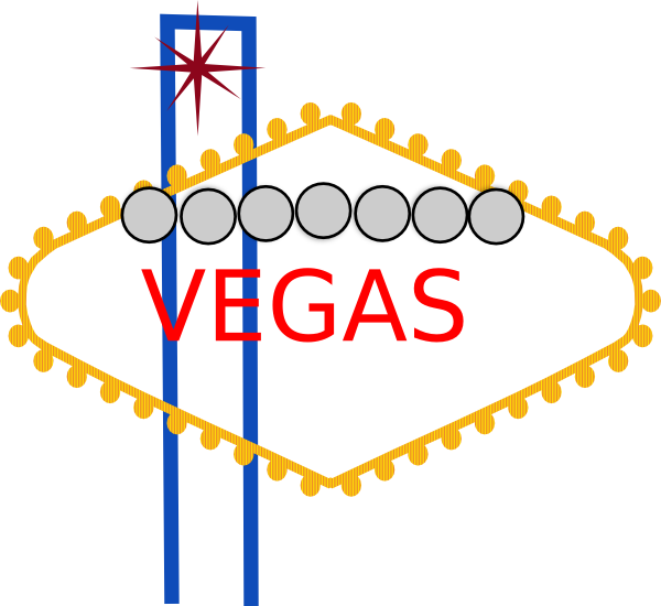 600x550 Las Vegas Clip Art Vegas Sign Free Download 3