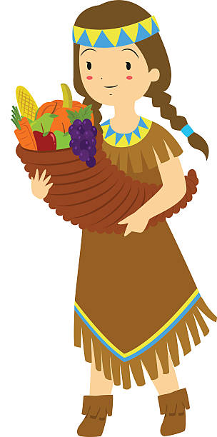 Vegetable Basket Clipart