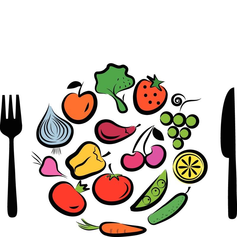 800x800 Nutrition Month Background Clipart 7 Background Check All
