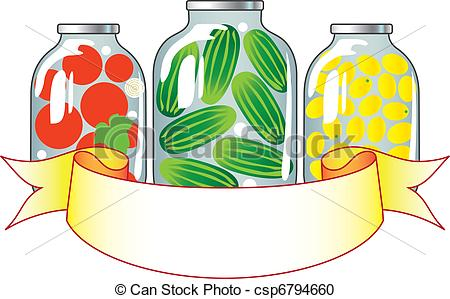 450x299 Canned Vegetables Clip Art Vector And Illustration. 1,146 Canned