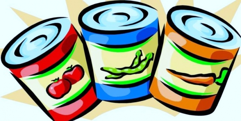820x413 Canned Vegetables Clipart Vegetable Cans Cliparts Free Download