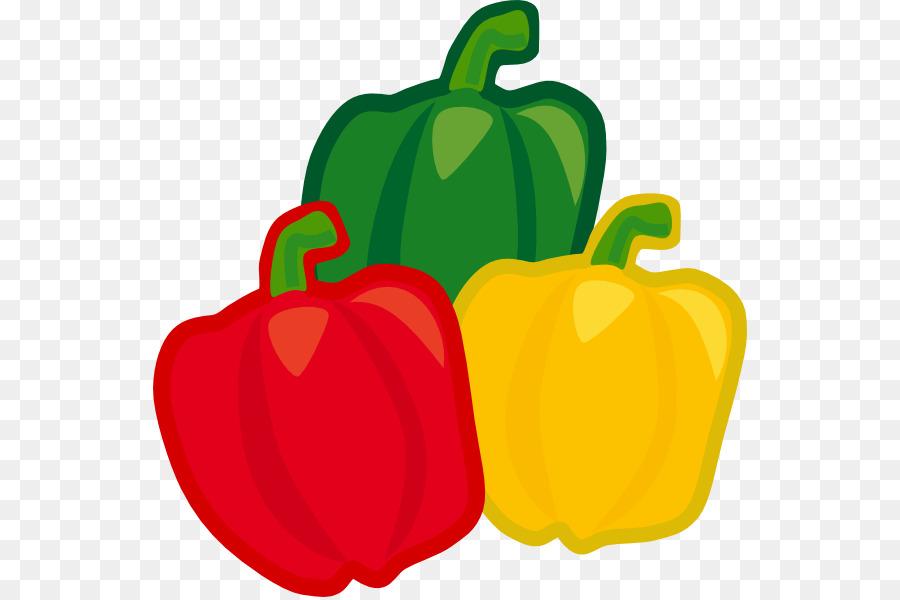 900x600 Chili Pepper Bell Pepper Capsicum Vegetable Clip Art