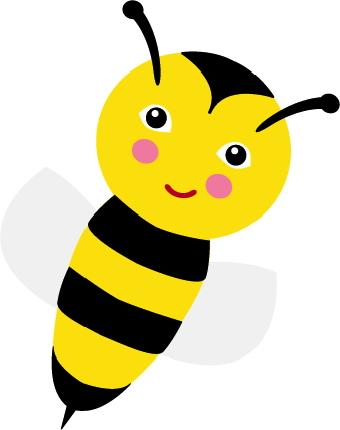 340x430 Honey Bee Clip Art 1841523