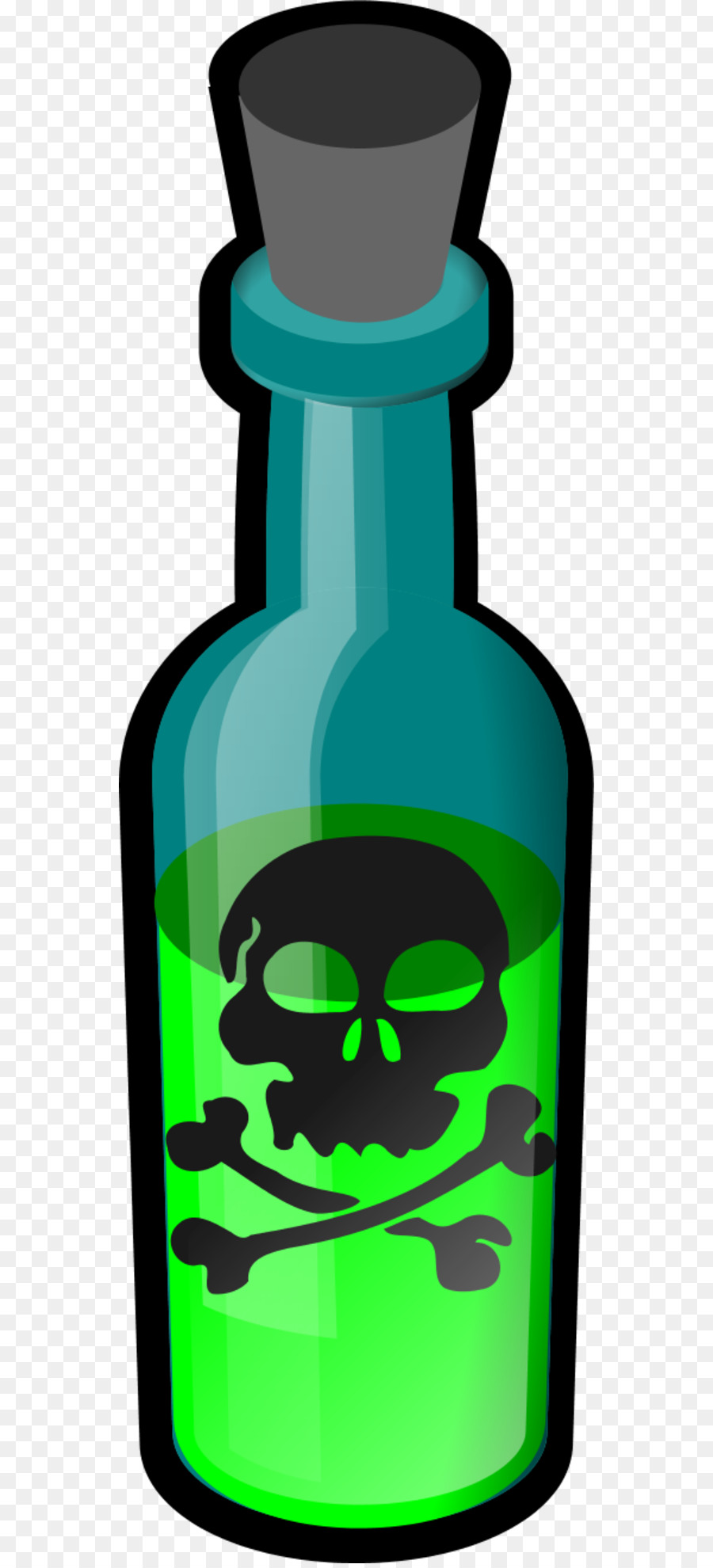 900x1980 Poison Free Content Skull And Crossbones Clip Art