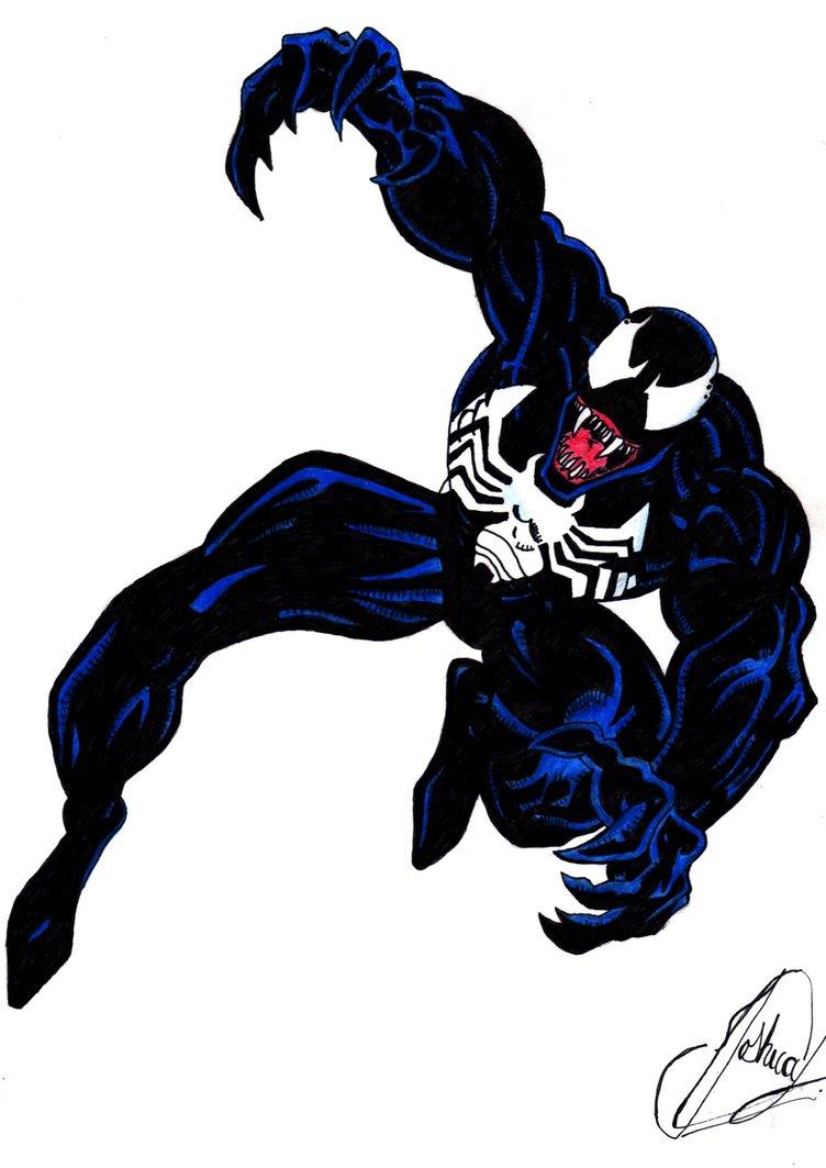 752x1063 Venom (Eddie Brock) By Wookieerage
