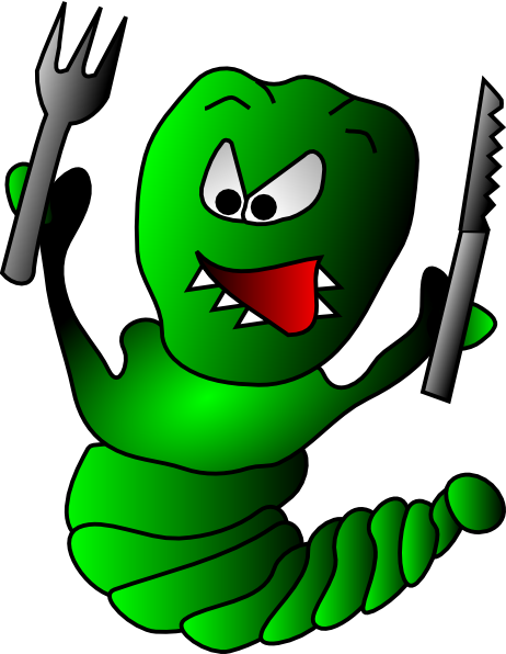 462x596 Hungry Caterpillar Clipart