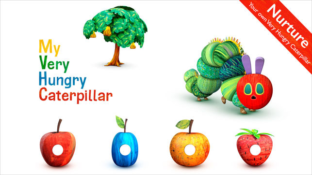 643x362 My Very Hungry Caterpillar On The App Store
