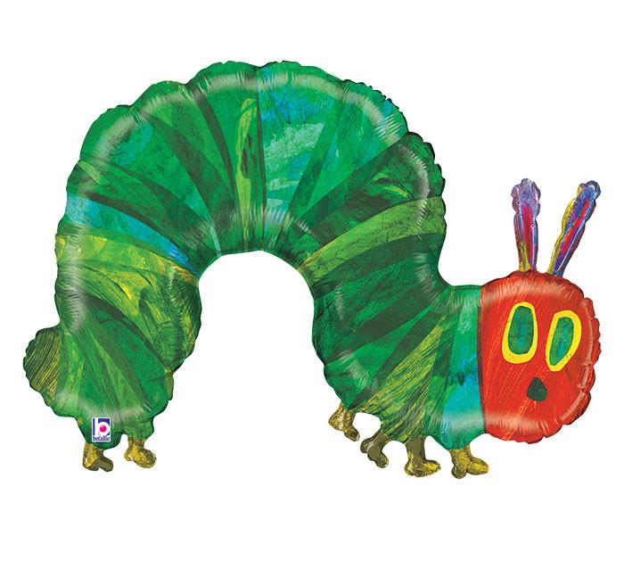 700x629 The Very Hungry Caterpillar Party Supplies Balloons