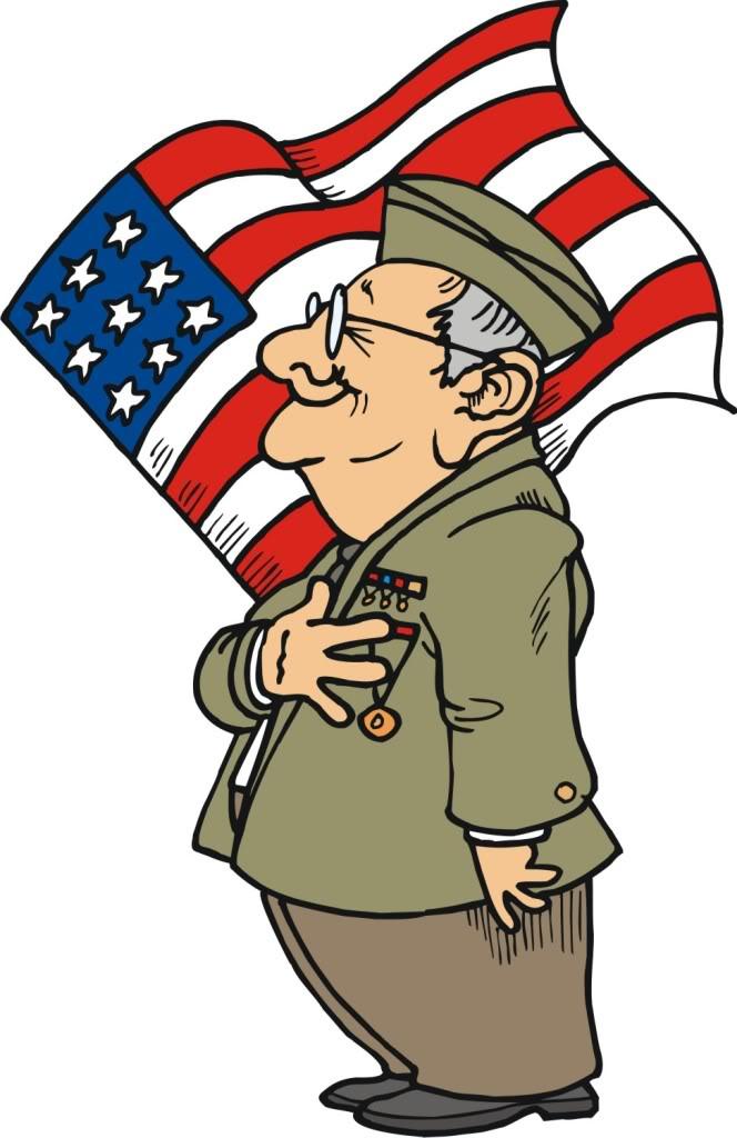 664x1024 Veterans Affairs Clip Art