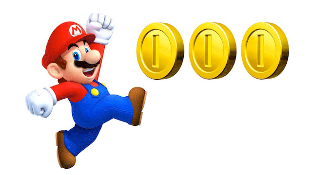 640x360 Mario Bros Clip Art