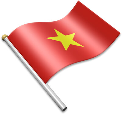 400x374 Flag Icons Of Vietnam 3d Flags