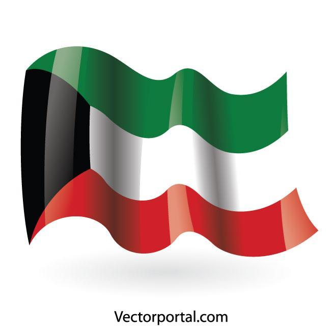 660x660 Kuwait Flag