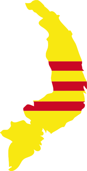 306x600 Fileflag Map Of South Vietnam.svg Flags South