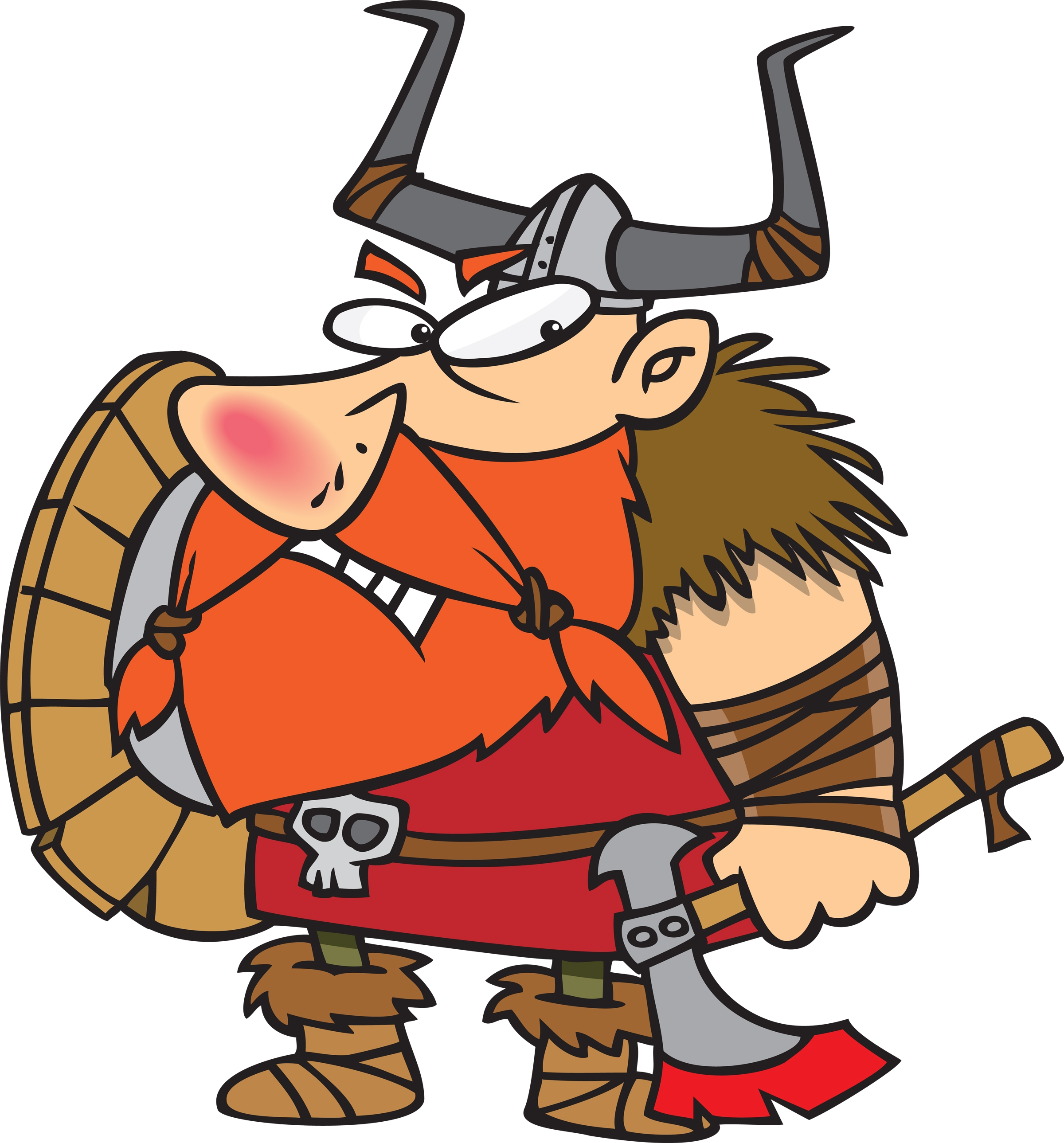 2400x2578 New Viking Clipart Collection