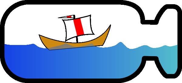 600x275 The Mad Little Ship Clip Art