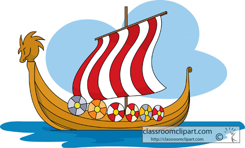 500x302 Viking Ship Clip Art Vikings Vikings Ship Clipart Clipartix