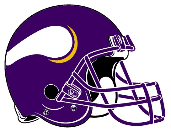 545x421 Minnesota Vikings Helmet Clipart