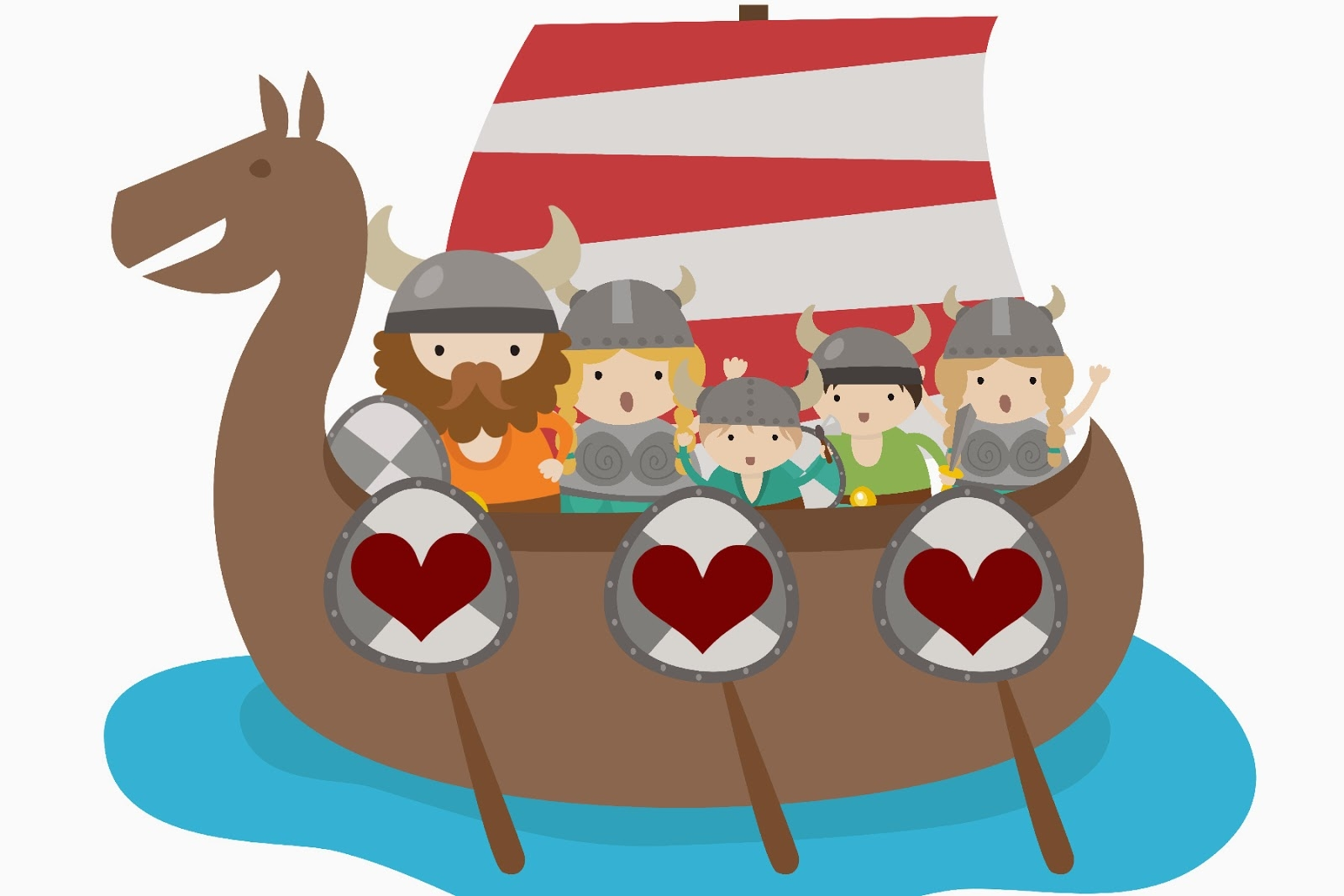 1600x1067 Vikings Cliparts Free Download Clip Art
