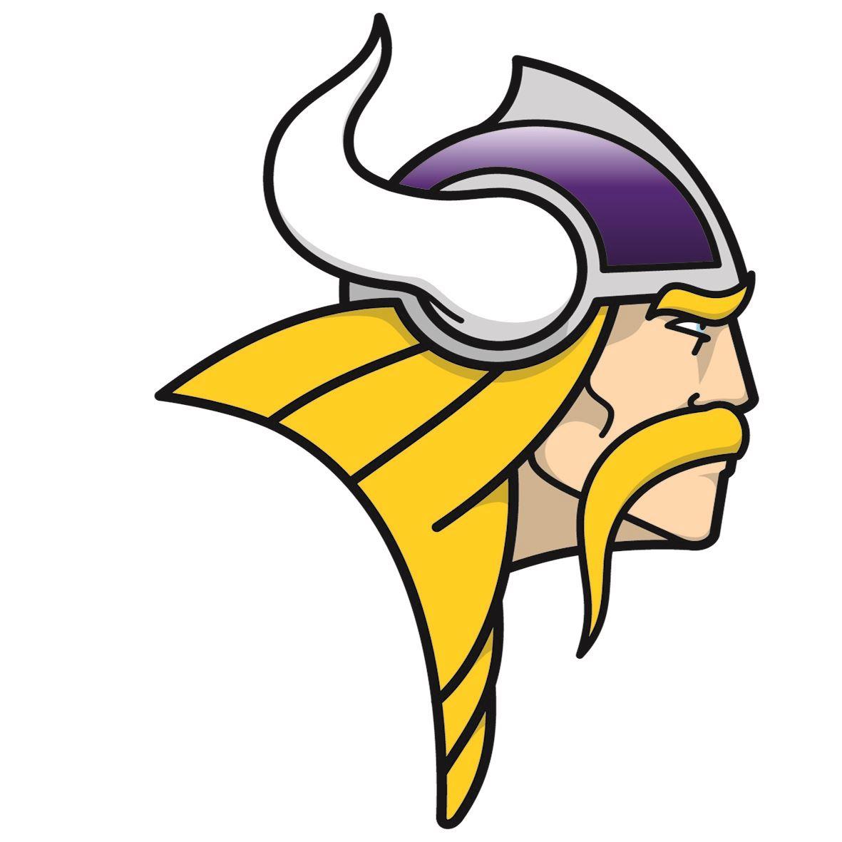 1181x1181 Vikings Flag