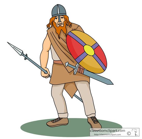 550x540 Clipart Vikings