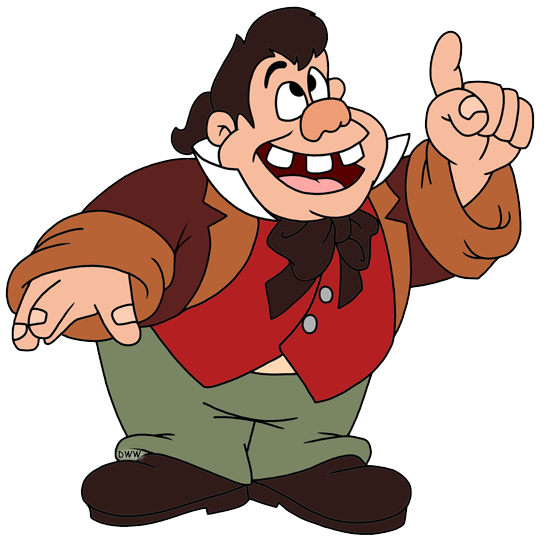 546x545 Gaston And Lefou Clip Art Disney Clip Art Galore