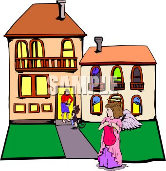 341x350 Beautifully Idea Trick Or Treat Clipart Village Of Wales Lake